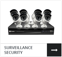 High Resolution Surveillance System in Los Angeles, Culver City & Santa Monica CA